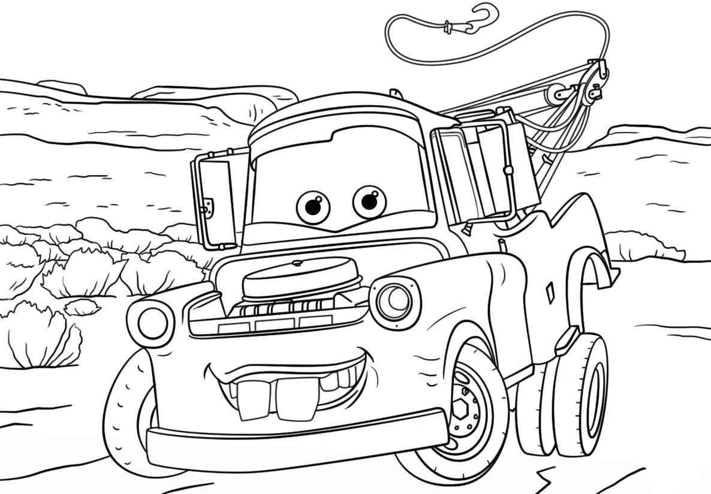 Disegni Da Colorare Cars.84 Disegni Cars Da Colorare E Stampare Per Bambini