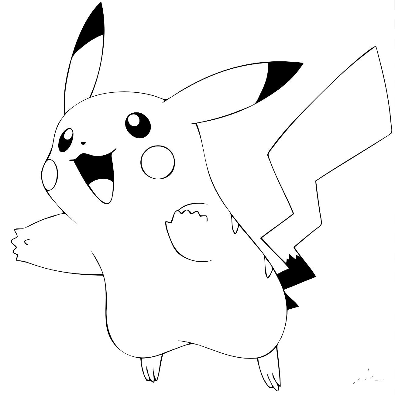 26 Disegni Pokemon Da Colorare